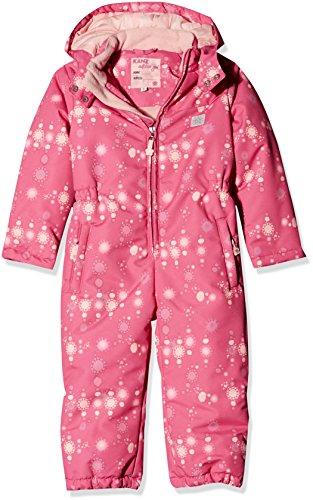 Kanz Mädchen Sportbekleidung Set 1724202, Rosa (Fuchsia Rose 2190), 24 Monate (Herstellergröße: 92)