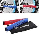 PhilMat El ciclismo de vehículo cadena mtb bicicleta atención tenedor cubierta del protector de