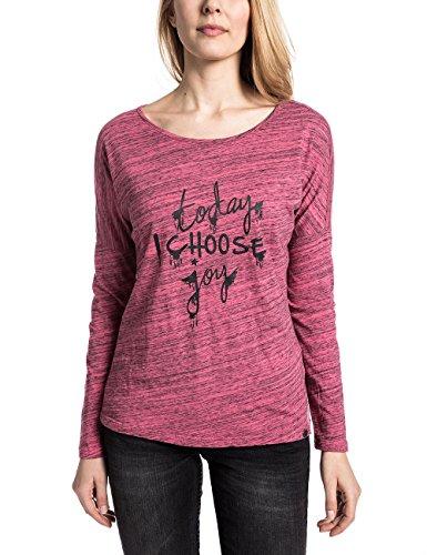 Timezone Viviantz, T-Shirt Donna Rosa (desert rose 5024)