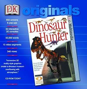 DK Originals Eyewitness VR Dinosaur Hunter