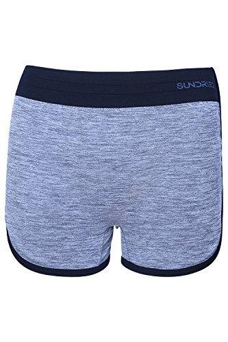 Frauen Yoga Shorts Made in Italy Premium-Designer Fitness Bekleidung Sportlich Fitnessbekleidung (Medium) (Shorts Activewear-sportliche)