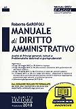 Manuale di diritto amministrativo. Con espansione online
