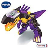 VTech- Switch & GO Dinos-BRUTOR Voiture/Dinosaure, 80-195205, Multicolore