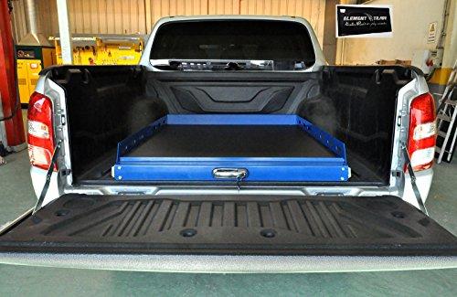 Element Trade Universal Bed Sliding ausziehbare Ladefläche/Pickup Laderaum Schubladensystem Sticker