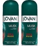#10: Jovan Tropical Musk Deodorant Body Spray pack of 2