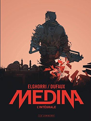 Medina - tome 0 - L'Intégrale