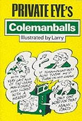Private Eye's Colemanballs: No. 1