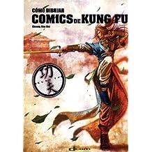 Como dibujar comics de kung fu