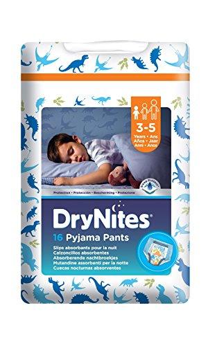 Dry Nites Pyjama Unterhosen Boy 3-5 Jahre, 1er Pack (1 x 16 Stück) - 2