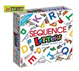 #8: SEQUENCE LETTERS Board game for Kids