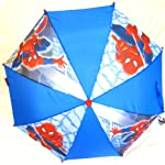 CHILDREN UMBRELLA (BLUE -SPIDER MAN)