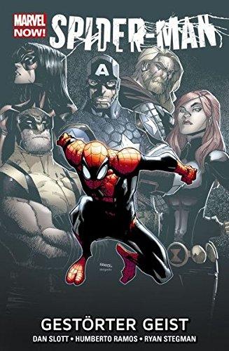 Spider-Man - Marvel Now!: Bd. 2: Gestörter Geist