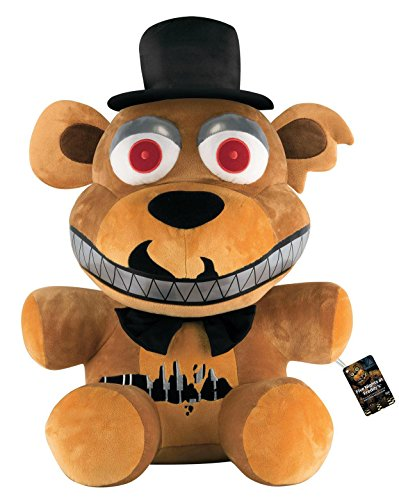 Five Nights At Freddys - Freddy Fazbear Nightmare XXL Plush - 70cm 28""