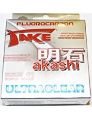 Lineaeffe take Akashi fluorocarbono 225 M 0,35 mm 16,0 kg UltraClear