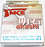 Lineaeffe Take Akashi Fluorocarbon 225m 0,22mm 9,0kg ultraclear