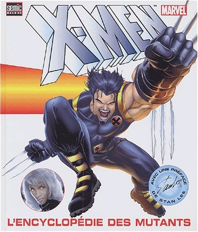 L'encyclopédie des mutants X-Men