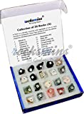 #6: Rocksmins Rocks Collection Set of 20 for Students of School Education