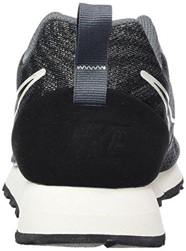 Maillot Nike Md Runner 2 Eng, Baskets Homme Noir (noir / Noir / Gris Dk / Voile)