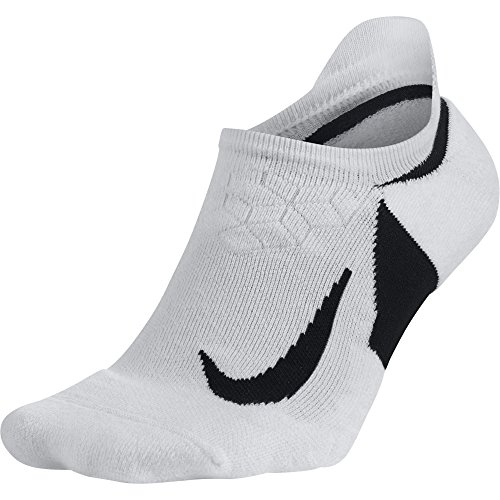 Nike Herren U NK ELT Cush NS Socken, Weiß (White/Black/100), 38-42 EU -