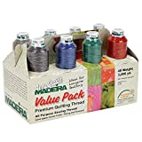 Madeira AeroQuilt Value Pack No.40 Multicolor (2500 m /8 Farben)