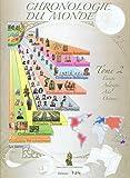 Chronologie du monde - Tome 2, Europe, Amérique, Asie, Océanie