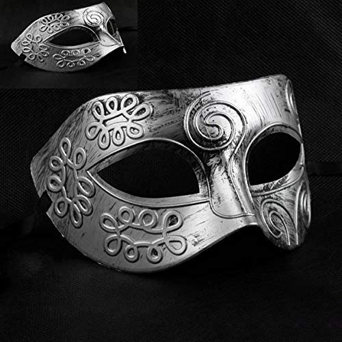 Griechische Masken Und Kostüm - Healifty Halloween Maskerade Maske griechisch römisch