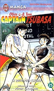 Captain Tsubasa - Olive et Tom Edition simple Tome 25