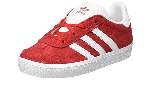 buy popular 8020a 2302a adidas Originals Gazelle I, Sneaker Bambino, Rosso (Scarlet), 19 EU   Amazon.it  Scarpe e borse