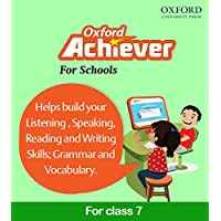 Oxford Achiever Class 7, An Online English Learning System | Practice Tests | Remediation System. Email Delivery in 2 Hours