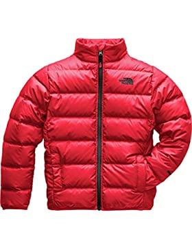 The North Face Kids TNF Chaqueta Andes, Niños, TNF Red/TNF Black, L