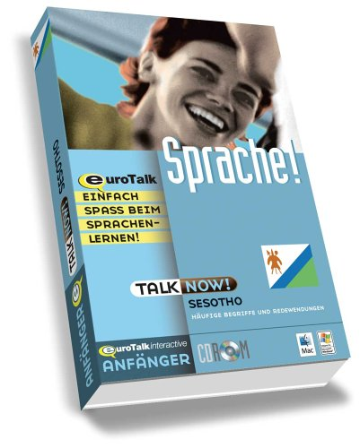 Talk Now Learn Sesotho: Essential Words and Phrases for Absolute Beginners (PC/Mac) [Import]