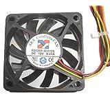 ARX 6060* * * * * * * * * * * * * * * * 10mm fd1260-a2033a 12V 0.22A fil 3Ventilateur de refroidissement 60mm
