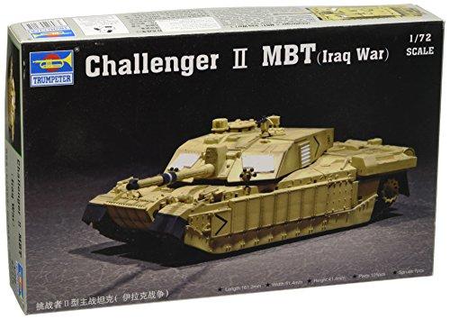Trumpeter 07215 Modellbausatz Challenger II MBT (Iraq War)