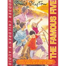 Five Fall Into Adventure and Five Have Plenty Of Fun (Famous Five, Band 1)