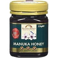 Nelson Honey Manuka Honey 30miligram/kg of methylglyoxal 250 Grams