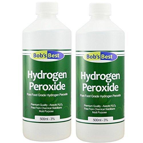 Prodotti Alimentari Perossido Di Idrogeno - 3% Soluzione - 1000ml