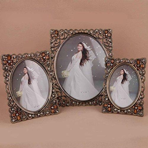 Dresser specchio ornamenti altalene Telaio matrimonio cornice
