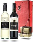 Lupo Nero Wine & Truffles Twin Gift Pack