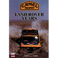Camel Trophy - the Land Rover Years: 1989 - 1998