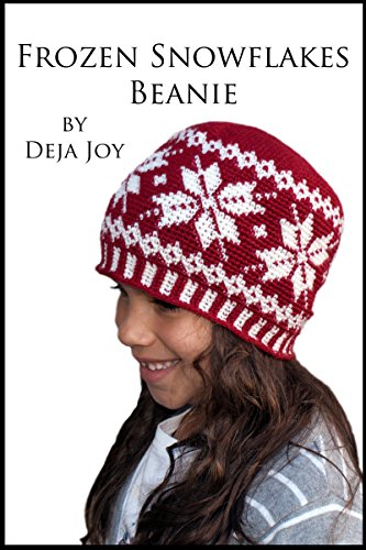 Frozen Snowflakes Beanie (English Edition) -