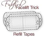 Instant Facelift-Tapes, Gesichts- und Nackentape von Fulford, mit Anti Ageing Streifen–Nachfüllpack für 20 einzelne oder 40 doppelte AnwendungenHebt und strafft schlaffe Haut in Sekunden.