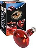 Trixie 76098 Infrarot Wärme-Spotlampe, 150 W, ø 95 x 130 mm