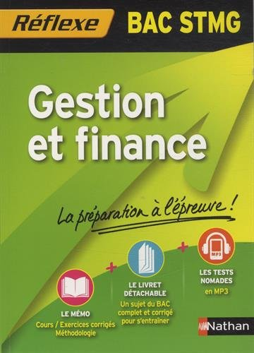 Gestion et finance Bac STMG