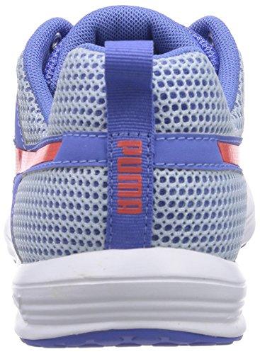 Puma - Wns Evader Geo, Scarpe fitness Donna Blu (Blau (02 ultramarine))