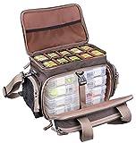 Trout Master Tackle Bag 39x23x25cm - Angeltasche zum Forellenangeln, Tasche zum Spinnfischen,...