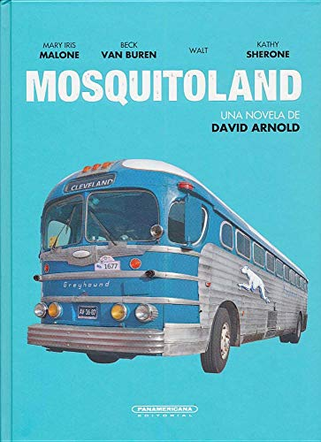 Mosquitoland par David Arnold
