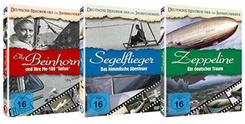 Deutsche Rekorde 1 - 3 (DVD-Paket)