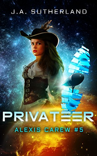 privateer-alexis-carew-book-5-english-edition