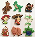 Toy Story Shoe Charms Set of 9, Shoes, Crafts, Cake Toppers * 2 *