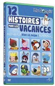 """Afficher """"12 histoires pour les vacances"""""""